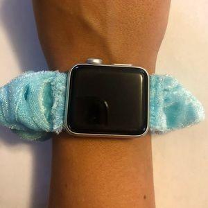 Apple Watch Scrunchie Band